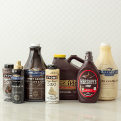 Chocolate Sauces