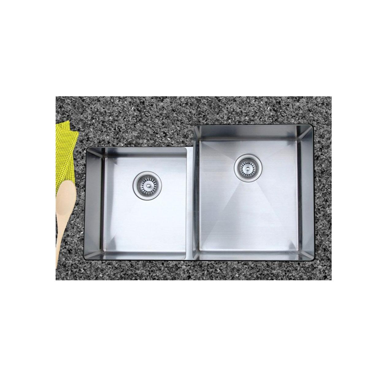 Ukinox RS420.60.40.10R Undermount Sink